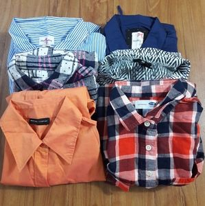 Not Such a Mystery Bundle Box Lot of 6 Womens Tops